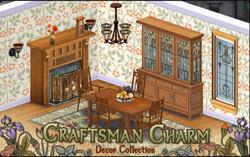 BannerDecor - CraftsmanCharm