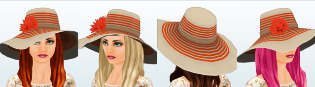 File:DareDay - Striped Sunhat.png
