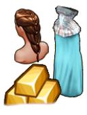 GoldDeal - 160408 - Gown - Hair