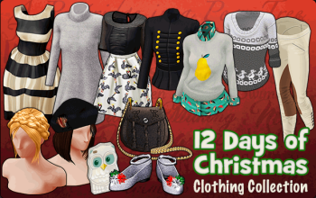 BannerCollection - 12DaysOfChristmas