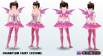 Sugarplum fairy costume-0