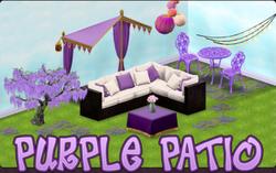 BannerDecor - PurplePatio