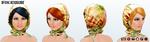 SpringIsComing - Spring Headscarf