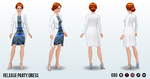 GameDesigner - Release Party Dress