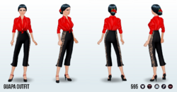 BarcelonaNightsSpin - Guapa Outfit