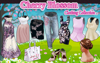 BannerCollection - CherryBlossom