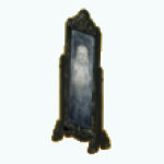 FreakyFunhouseDecor - Haunted Mirror