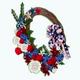 FourthOfJuly - Patriotic Wreath