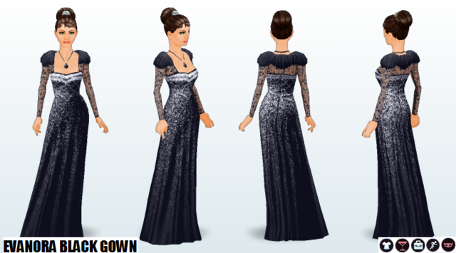 File:Preview - Evanora Black Gown.png