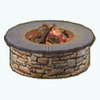 OutdoorKitchenDecor - Fire Pit
