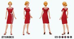 JetsetChic - Jettison Dress