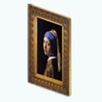 Career - Pearl Earring Painting