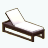 VeniceDecor - Spa Lounger