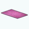 Market - Flokati Pink Rug