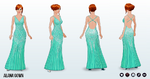 GalleryTourGiftingSpree - Alana Gown