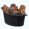 GlampingDecor - Firewood Bucket