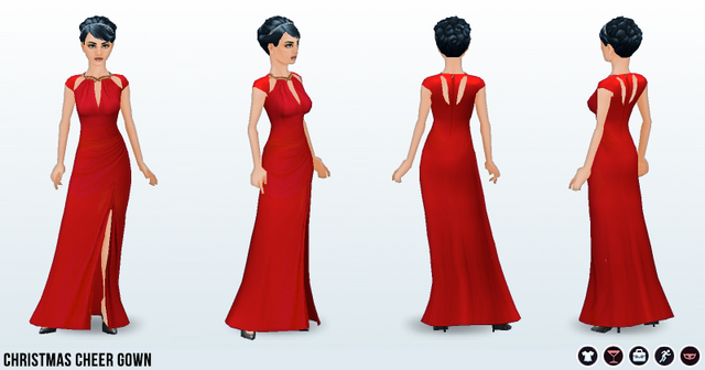 File:ChristmasCheer - Christmas Cheer Gown.png