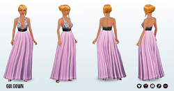 Prom - Gia Gown