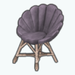 GirlOfPearlDecor - Scallop Shell Chair