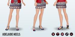 PoshProfessional - Adelaide Heels