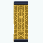 MoulinRougeDecor - Gold Deco Wallpaper