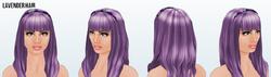 EasterVintage - Lavender Hair