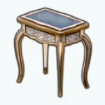 LuxeLifeSpreeSpin - Venetian Side Table