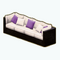 PurplePatioDecor - Modular Patio Couch