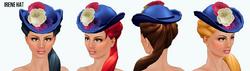 Historical - Irene Hat