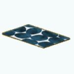 WinterGlamDecor - Abstract Rug
