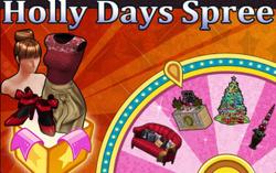 BannerSpinner - HollyDays