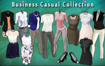 BannerCollection - BusinessCasual