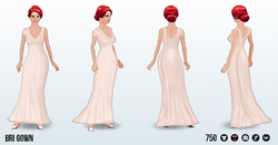 TheVault - Bri Gown