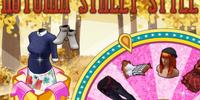 Autumn Street Style Spinner