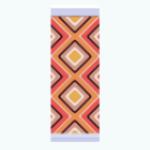 CafeRaffle - Retro Diamond Wallpaper