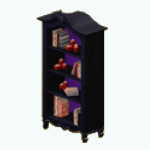 GothicDecor - Gothic Bookcase