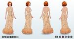 ClassicSoulAndMotownRevue - Supreme Diva Dress