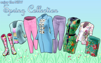 BannerCollection - Spring