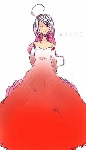 File:Maika rough sketch by yoshicool136-d7l6env.jpg
