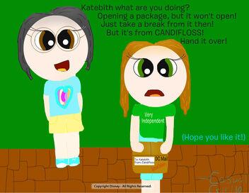 Katebith and Casualgirl10