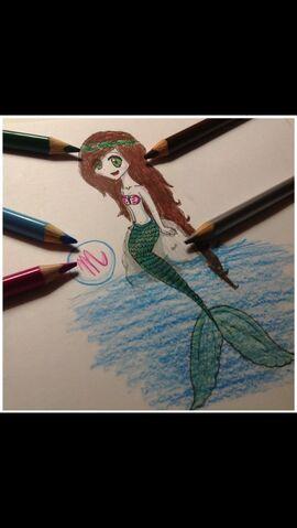 File:Mermaid I drew.jpg