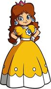 Princess Daisy Artwork