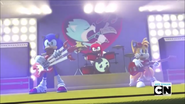 BOTBB Sonic Tails and Knuckles Rock N Roll Bands