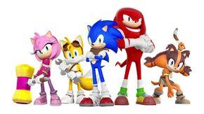 Sonic Boom Groups