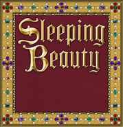 Sleeping Beauty storybook FrontCover