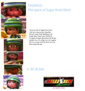 Swizzle's Short