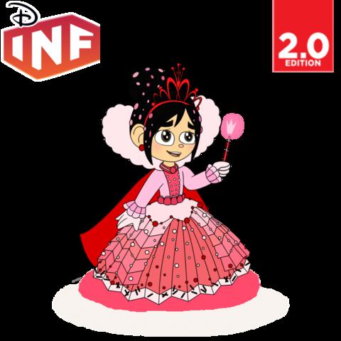 File:Disney Infinity 2.0 - Princess Vanellope.png