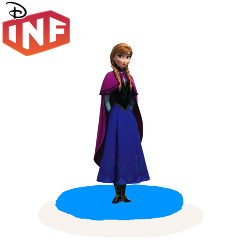 File:Disney Infinity - Anna with Gown.png