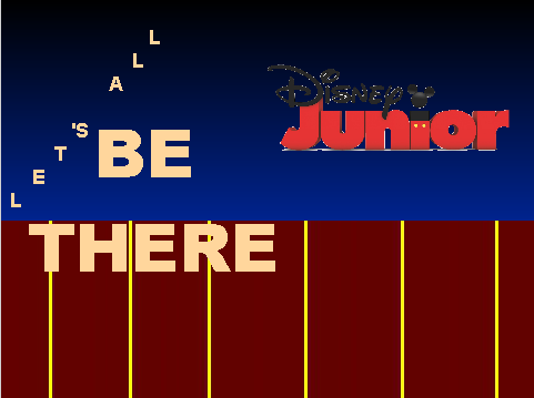 Disney Junior Let's All Be There