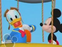 Donalds big baloon race